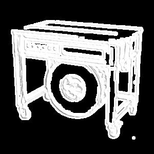 Pol-avtomatski in avtomatski pakirni stroji