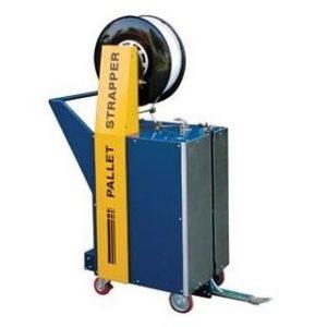 COMBO pol-avtomatski stroj za povezovanje palet s PET/PP trakom 9-19mm cena