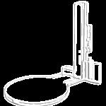 Stroj za ovijanje palet s folijo