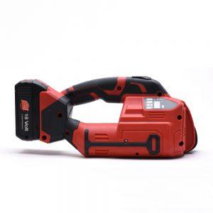 ATOM Baterijski Spenjalec za PET in PP 10-16mm trak poceni