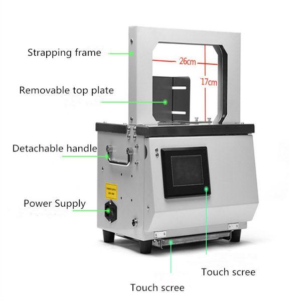 ecoband-s-stroj-za-povezovanje-s-papirnim-ali-opp-trakom-mere